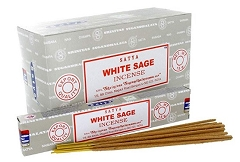Nag Champa 15gms 12 packs/box White Sage Incense