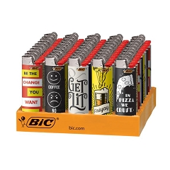 Bic Cutting Edge Edition 50ct Lighters