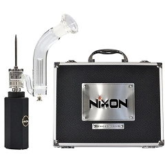 Gweed Haus Nixon Dual Hitter Torch Lighter Vaporizer Full Metal Box Kit