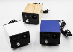 Vapordodo Square Diff. Colored Plugin Vaporizer (No Hose Included)
