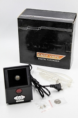 Easy Vape Digital Vaporizer (Hose, Screens & Tools Included)