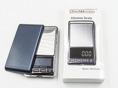 Digiweigh 100G/0.01G Chrome Jewelery Scale DW-100Chrome