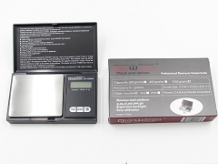 Digiweigh 1000G/0.1G Notebook Style Scale DW-1000NBS