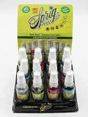 Spring Spray Assorted Air Fresheners 12ct Display 13918