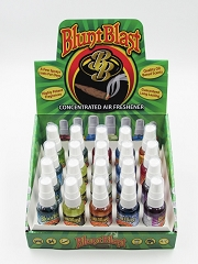Blunt Blast Assorted Air Fresheners 20ct Display 13829