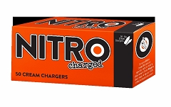 Nitro Charged Chargers 50ct Box (Buy Case of 12 Boxes $16.50 each)