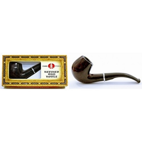 Chang Feng Stylish Wood Pipe in Box (Mixed Designs)