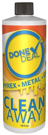 Done Deal Pipe Cleaner 16oz (NEW) (Buy 12 Bottles $1.99 each)