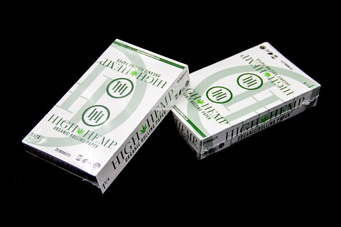 High Hemp Organic 1 1/4 Papers Papers