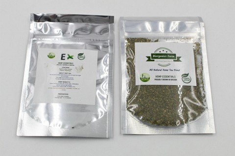 Hemp Essentials Natural Hemp Tea Blend (10 Gram)