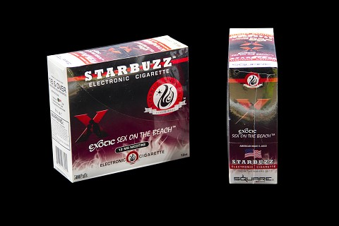 Starbuzz Hookah Zero Nicotine Sex on the Beach