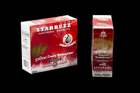 Starbuzz Hookah Simply Tobacco