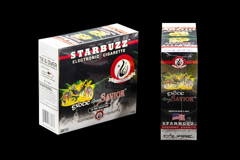 Starbuzz Hookah Green Savior