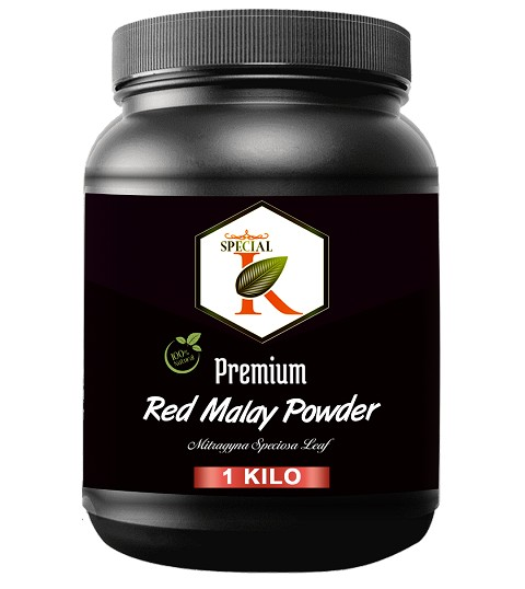 Special K 1KG Red Malay Powder Kratom Jug
